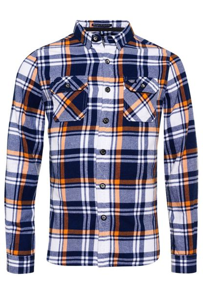 Superdry Refined Lumberjack Shirt