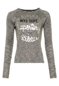 Superdry Slubby Knit Graphic Top
