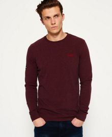 Superdry Orange Label Cuffed T-Shirt