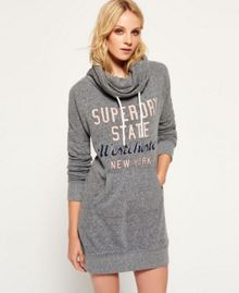 Superdry Westchester Sweat Dress