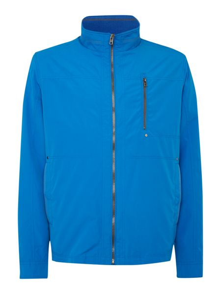 Magee Casual Full Zip Bomber Jacket