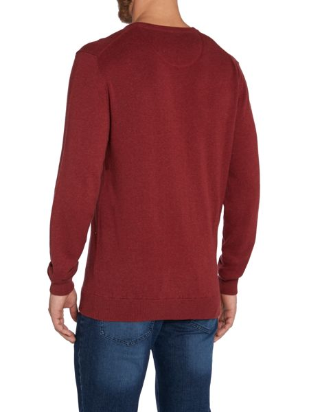 Magee Plain Crew Neck Pull Over Jumper