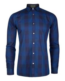 Lostone Check Long Sleeve Shirt