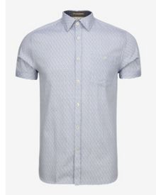 Tirlee Print Classic Fit Classic Collar Shirt