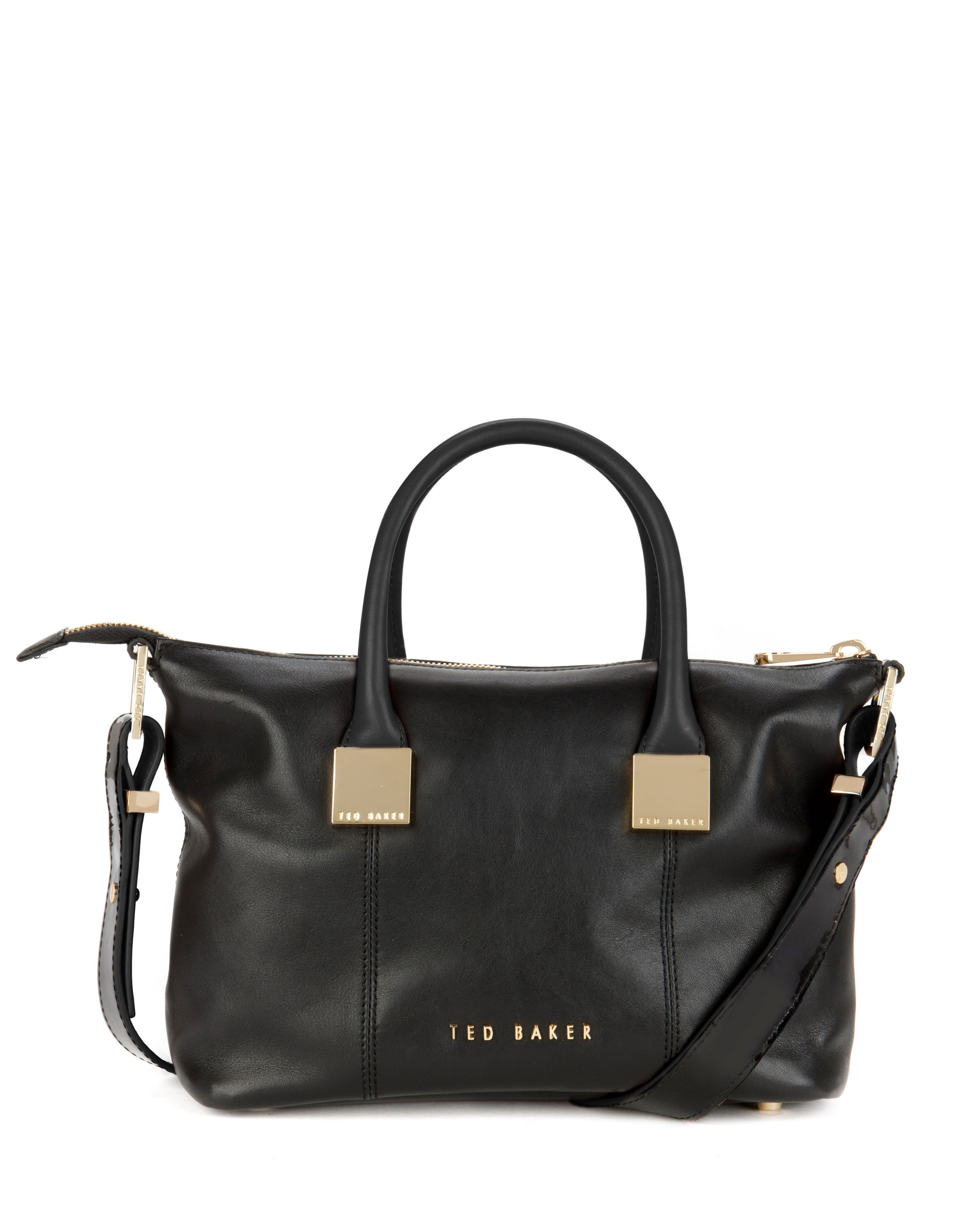 Felmar Small leather tote bag