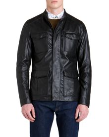 Tintag Casual Full Zip Leather