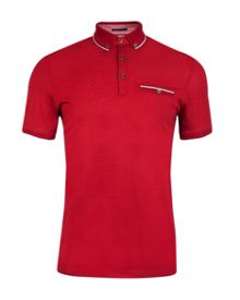Lotuz Plain Regular Fit Polo Shirt