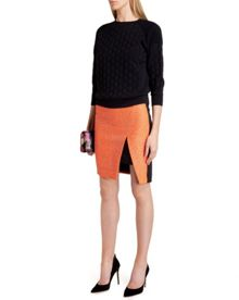 Maida quilted jumper