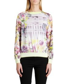 Tercera window blossom sweatshirt