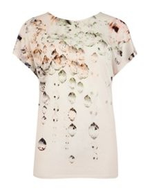 Caedi crystal droplets t-shirt