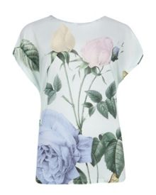 Marlana distinguished rose t-shirt