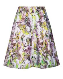 Goldina window blossom skirt