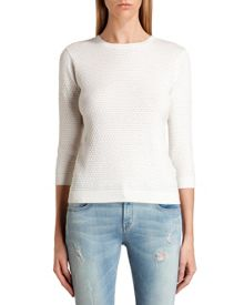 Criana stitch jumper