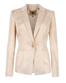 Ashly exotic suit jacket