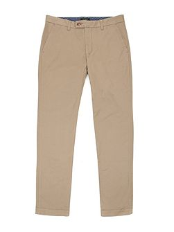 Sorcor Slim Fit Cotton Chinos