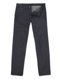 Skelic Dark Wash Mid Rise Jeans
