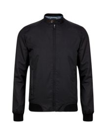 Bington Full Zip Bomber Jacket
