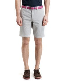 Selden Striped Cotton Shorts