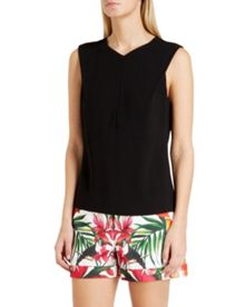 Ted Baker Osiride semi-fitted top