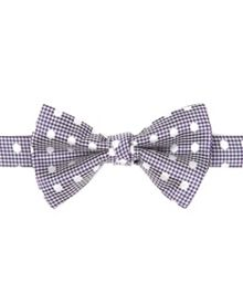 Spokbow Patterned Bow Tie