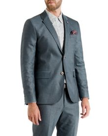 Veerity Diamond jacquard blazer