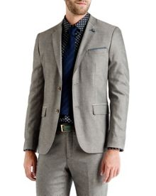 Ted Baker Veerity Diamond jacquard blazer