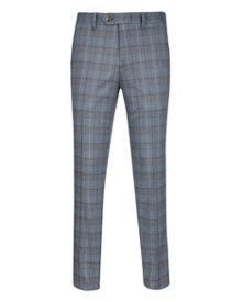 Ted Baker Piitro Checked tonal trousers
