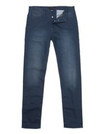 Tanti Mid Wash Tapered Jeans