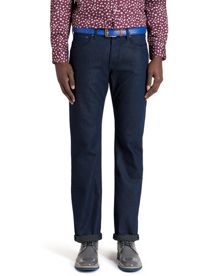 Oncate Dark Wash Mid Rise Jeans