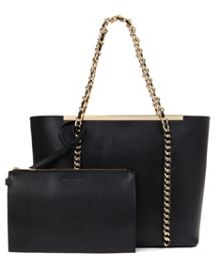 Bluebel metal chain shopper