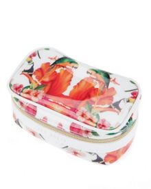 Riche Tropical toucan jewellery case