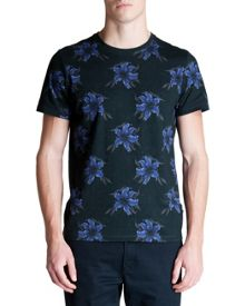 Mintell All Overfloral Crew Neck T-Shirt