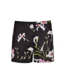 Machele mirrored tropics shorts