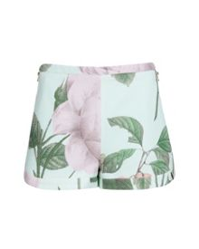 Denyse distinguishing rose shorts