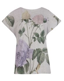 Rozzl distinguishing rose t-shirt