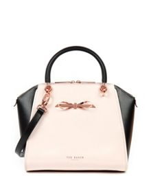 Pailey small slim bow tote bag