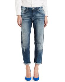 Nashota distressed boyfriend jeans