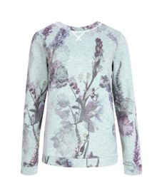 Haspr Torchlit floral print sweater