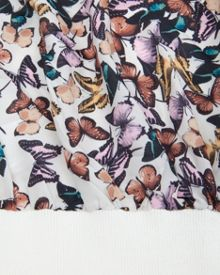 Katniss butterfly cluster cardigan