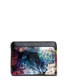 Smithis Large Technicolour wash bag