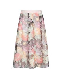 Ted Baker Alaena Colourful floral midi skirt
