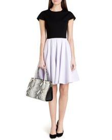 Pataj full skirt dress