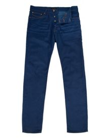 Tippet Medium Wash Mid Rise Jeans