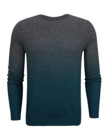 Holaday Sprayed ombre  jumper