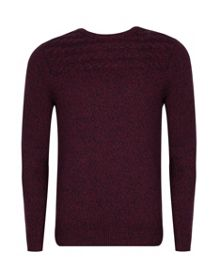 Spoktan Cable knit jumper