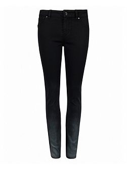 Ombray ombre skinny jeans
