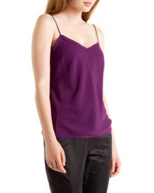 Tissa Scalloped Edge Cami