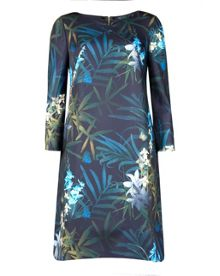 Ted Baker Amelee Twilight Floral tunic dress