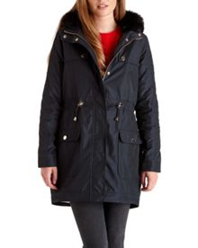 Edmona Quilted parka