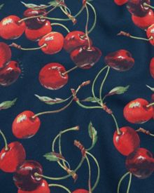 Vixxie Cheerful Cherry print T-shirt